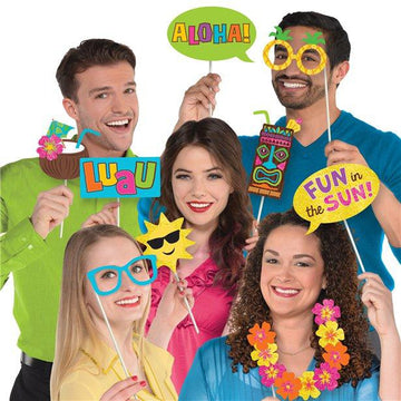 Summer Photo Booth Kit (13 pk)