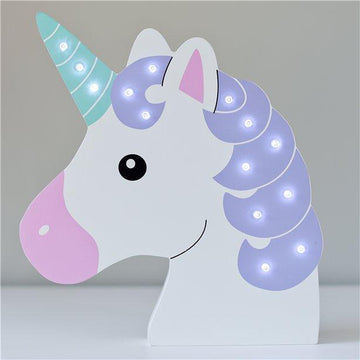 Unicorn Up In Lights (each)