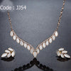 Cat's Eye Stone Jewelry Set