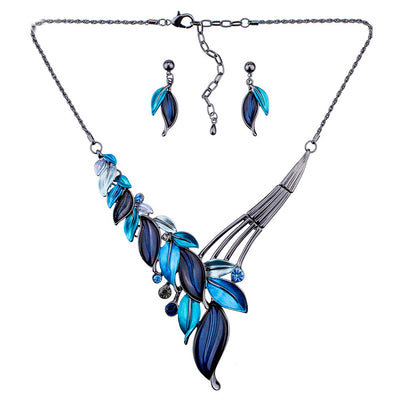 Hight Quality 5 Colors Necklace Sets For Women
