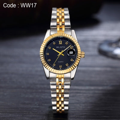 2019 Quartz Wrist Watch, Luxury Famous Calendar watch for women