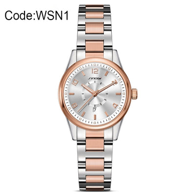 Women Bracelet Quartz Clock Ladies Wristwatches Gold Montres Femmes