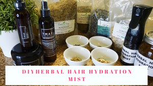 HERBAL HAIR HYDRATION TEA