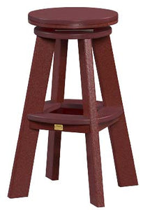 Bar Height Swivel Stool