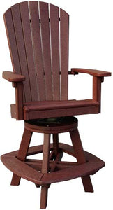 Great Bay Swivel Bar Chair