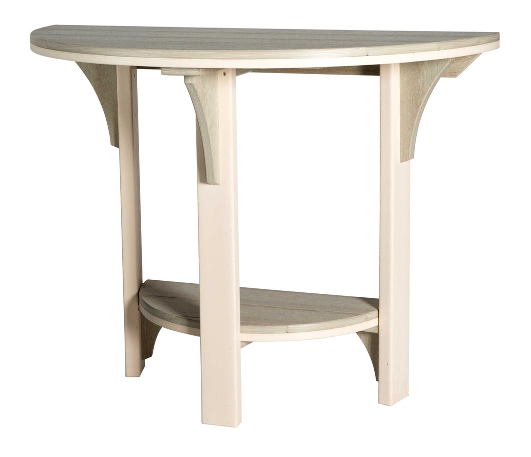 Half Round Dining Table