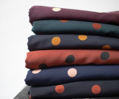 Mind The Maker Fabrics Dots