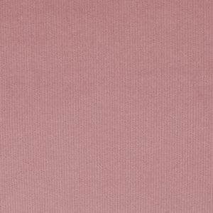 Pink Stretch Cotton Needlecord