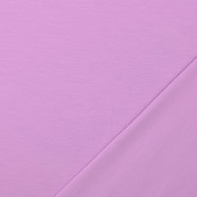 Essential Chic Lilac Plain Cotton Jersey Fabric