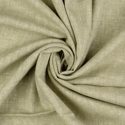 Terre Verte Linen Cotton Twill Stripes