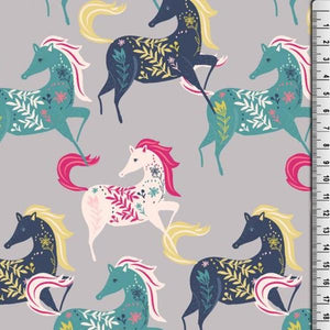 Equine Beauty Cotton Jersey