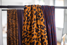 Mind The MAKER - Urban Leo Brown ECOVERO™ Viscose Twill