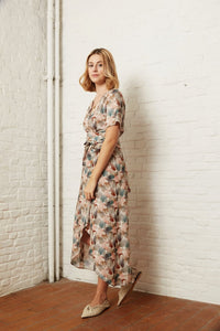 Atelier Jupe - Savannah Wrap Dress Sewing Pattern
