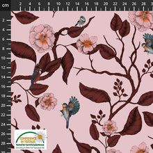Danish Design - Flower Friends Cotton Jersey Fabric