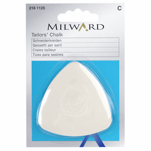 Milward Tailors Chalk  - White