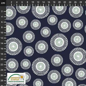 Danish Design - Fruit Slice Viscose Jersey Fabric