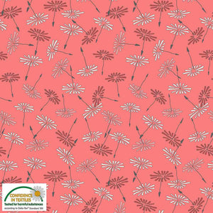 Danish Design - Summer Flowers Rayon