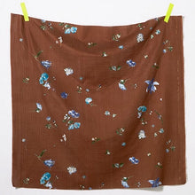 Nani IRO - New Morning Brown Double Gauze Fabric