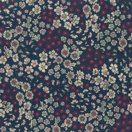 Frou Frou Les Fleuris Cotton Fabric