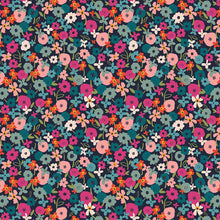 Art Gallery Fabrics - Posy Blaze Rayon / Viscose from Trouvaille