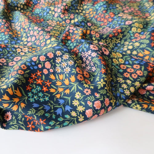 Cloud 9 Fabrics - Meadow Rayon / Viscose by Cassidy Demkov