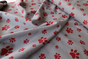 Danish Design - Friendly Paws Cotton Jersey