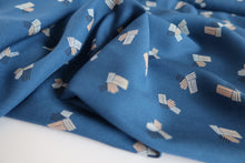 Cotton and Steel - Free Style Sapphire Rayon Fabric