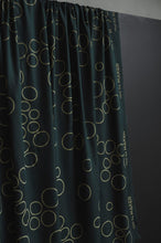 Mind The MAKER - Circle Around Bottle Green ECOVERO™ Viscose Twill Fabric