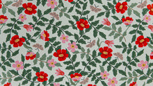 Rifle Paper Co - Primrose Mint Rayon from Strawberry Fields