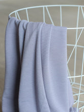 Meet MILK - Self Stripe Ottoman Knit Purple Haze