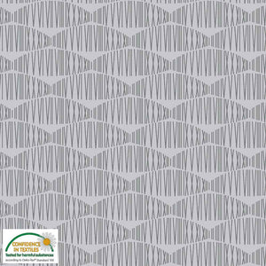 Danish Design - Waves in the Haze Cotton Jersey Fabric