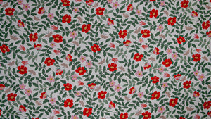 Rifle Paper Co - Primrose Ivory Rayon from Strawberry Fields