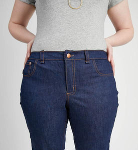 Cashmerette Ames Jeans Sewing Pattern