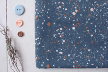 Atelier Brunette - Terrazzo Night Cotton Gauze Fabric