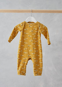 Two Stitches -Babygrow Sewing Pattern