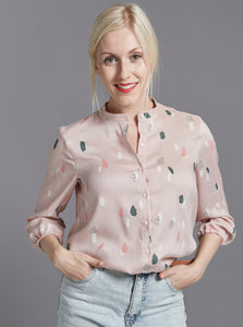 The Avid Seamstress THE BLOUSE - Sewing Pattern