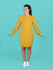 Tilly and the Buttons - Billie Sweatshirt and Dress Sewing Pattern