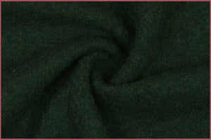 Boiled Wool Forest Green