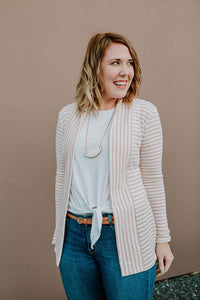 Sew To Grow - Fall In Love Cardigan Sewing Pattern