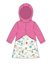 Two Stitches - Charlie Hoodie and Tunic Sewing Pattern