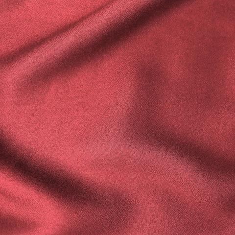 Atelier Brunette - Crepe Viscose Amarante Dress Fabric