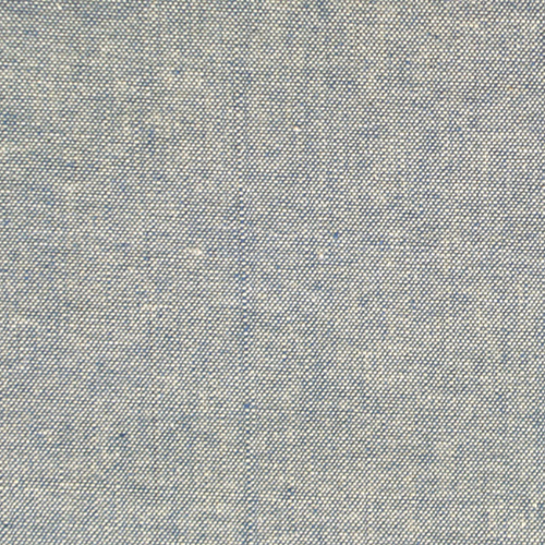 Cotton Chambray by Modelo Fabrics (Cadet Blue)
