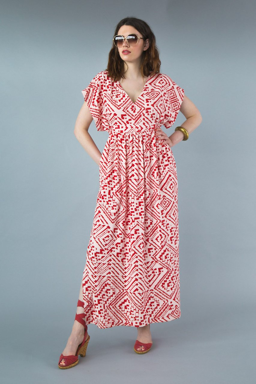 Closet Case - Charlie Caftan Sewing Pattern