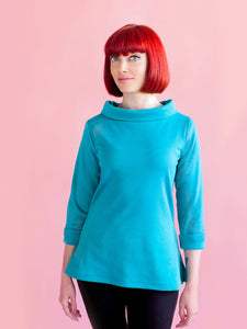 Tilly and the Buttons - Coco Knit Dress or Top Sewing Pattern