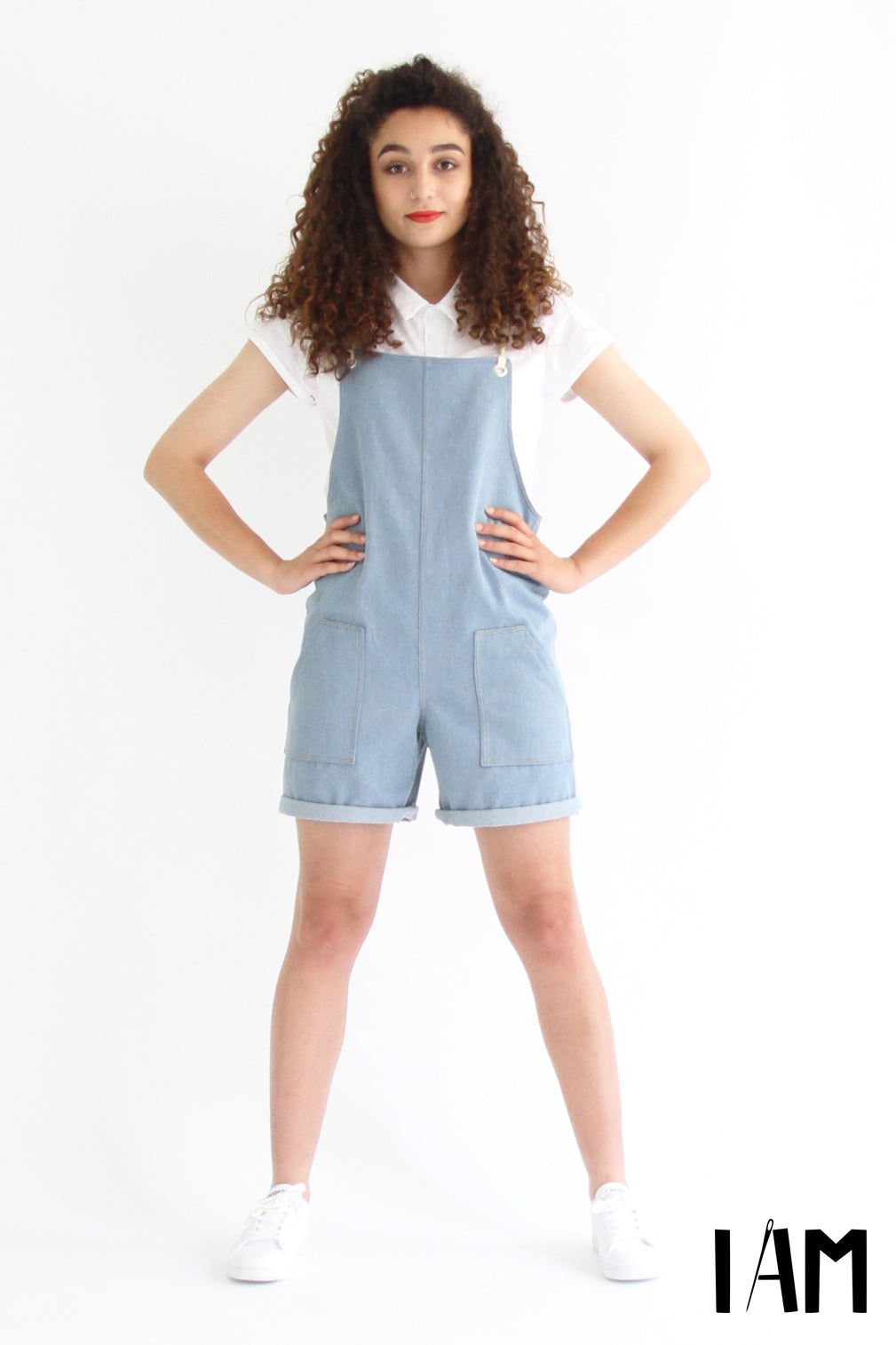 I AM - Colibri Overall / Dungarees Sewing Pattern