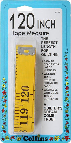 Large 120 inch Tape Measure