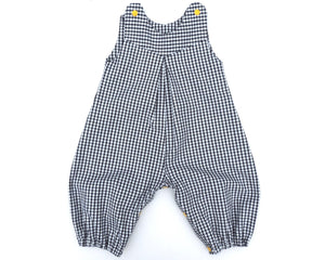 Dhurata Davies - Penny Romper (Newborn - 24 months) - Paper Sewing Pattern