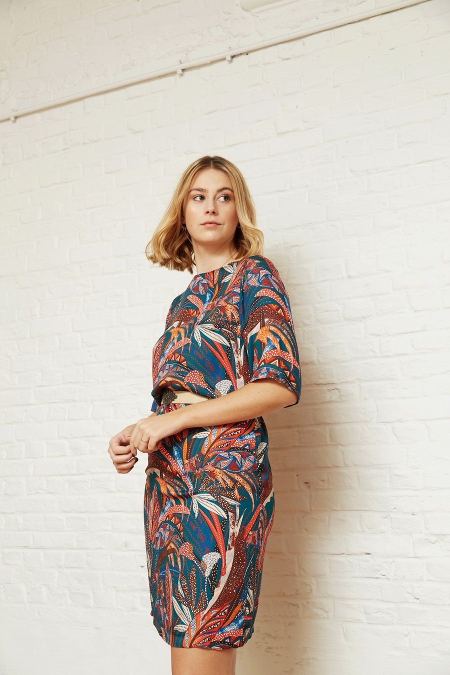 Atelier Jupe - Pippa Dress Sewing Pattern