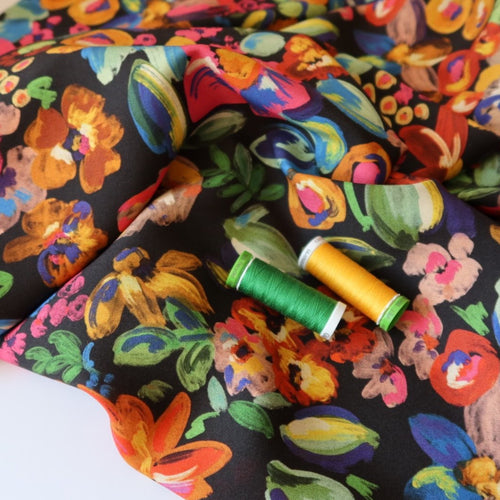 Abundance Viscose Dress Fabric