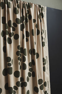 Mind The MAKER - About a Dot Dune ECOVERO™ Viscose Twill Fabric